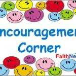 Encouragement Corner header