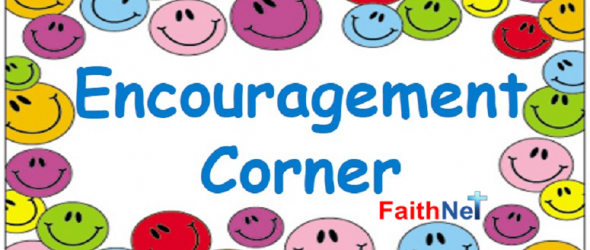 Encouragement Corner header