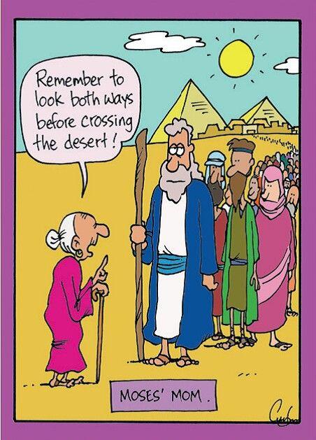 Faithnet Moses' mom giving advice